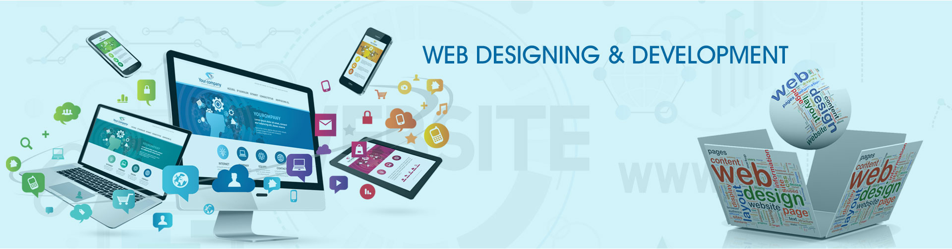 Web Designing and Web Development Company in Jaipur